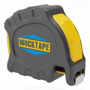 MuckTape 25' Tape Measure