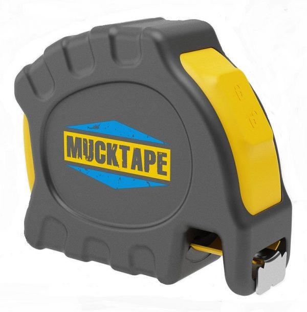 MuckTape 25' Tape Measure